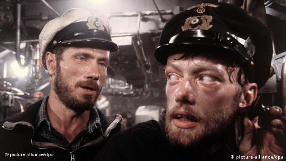 Scene from Das Boot by Wolfgang Petersen