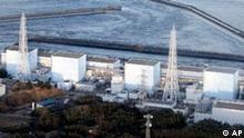 Fukushima AKW Japan