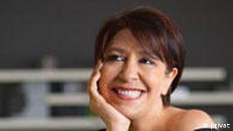 Sängerin Ziba Shirazi