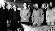 Muenchner Abkommen 1938