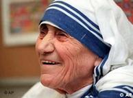 La beata Madre Teresa de Calcuta. (q.e.p.d).