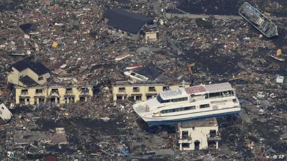 Japan / Tsunami / Erdbeben