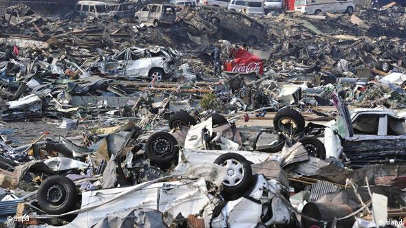 Japan Erdbeben Tsunami Flash-Galerie