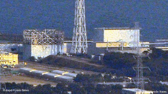Japan's Fukushima power plant
