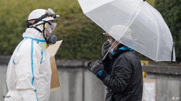 اسکن شهروندان برای اندازهگیری آلودگی به ذرات رادیواکتیو