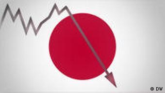 Symbolbild Börsenkrise Japan