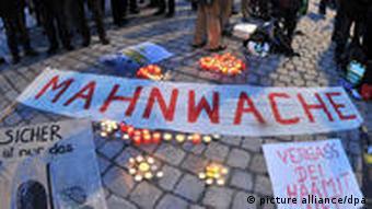 Anti-Atom-Protest in Chemnitz (Foto: dapd)