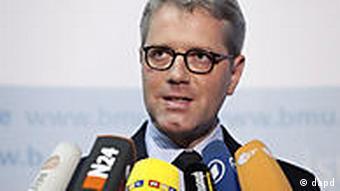 Deutschland Atomkraft Japan Bundesumweltminister Norbert Röttgen