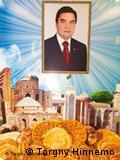 قربانقلی بردی محمدف رئیسجمهور جدید ترکمنستان