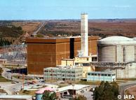 Central Nuclear de Embalse, em Córdoba, Argentina. Buenos Aires afirma que usinas são seguras