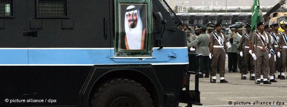 NO FLASH Saudische Truppen Bahrain