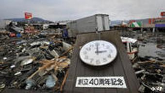 Japan Erdbeben Tsunami 15.02.2011