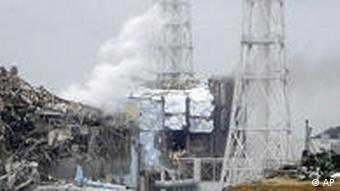 The Fukushima reactor in trouble