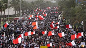 Bahrain Proteste Unruhen Demonstrationen März 2011