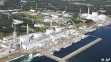 This Sept. 18, 2010 aerial photo shows the Fukushima Dai-ichi nuclear complex in Okumamachi, northern Japan. Japan ordered emergency workers to withdraw from its stricken nuclear plant Wednesday, March 16, 2011 amid a surge in radiation, temporarily suspending efforts to cool the overheating reactors. The nuclear crisis has triggered international alarm and partly overshadowed the human tragedy caused by Friday's earthquake and the subsequent tsunami, a blast of black seawater that pulverized Japan's northeastern coastline. The quake was one of the strongest recorded in history. (AP Photo/Yomiuri Shimbun, Masamine Kawaguchi) JAPAN OUT, MANDATORY CREDIT
