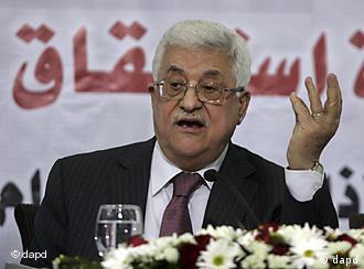 محمود عباس در تلاش جلب پشتیبانی کشورهای غربی