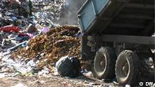 Mülldeponie Ukraine