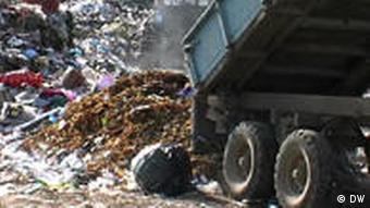 Сотні українських сміттєзвалищ вичерпали свій ресурс