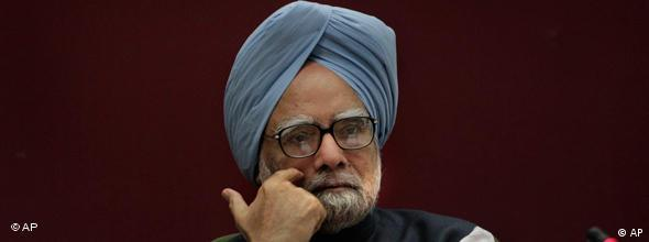 NO FLASH Manmohan Singh