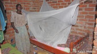 Kampf gegen Malaria in Afrika