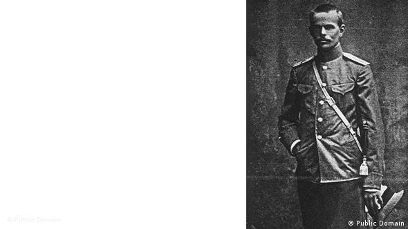 Барон Унгерн фон Штернберг во время Первой мировой войны