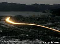 日本核辐射灾难的影响已经扩展至太平洋。