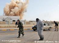 Luftime në Libi. Kryengritësit i ikin një sulmi ajror të forcave të Gaddafit