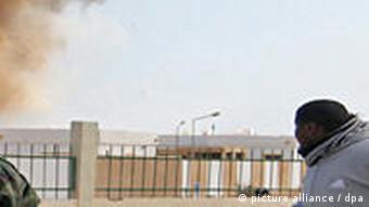 DOSSIER Bild Dossierbild Libyen Luftangriff 2
