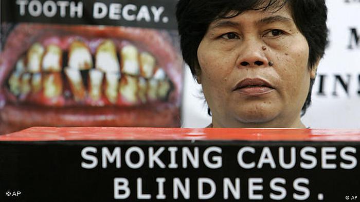 Flash-Galerie Rauchen und Gesundheit
