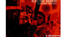 CD-Cover electric orange krautrock from hell 2010