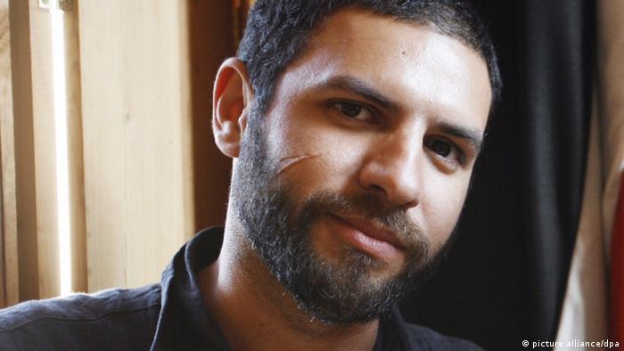 Ghaith Abdul-Ahad (Photo: Martin Argles)