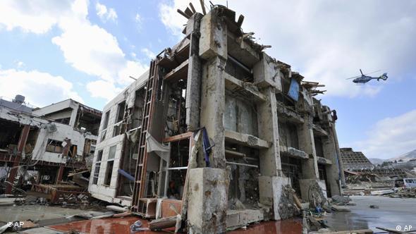 Japan Erdbeben Tsunami Atomreaktor Flash-Galerie