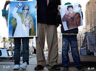 В Сърбия: Кадафи е герой!