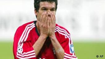 Michael Ballack von Bayern München