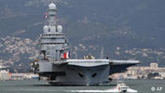 Libyen Bürgerkrieg Frankreich Marine