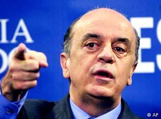 José Serra, do Partido da Social Democracia Brasileira