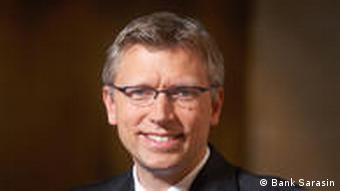 Jan Poser, Chefvolkswirt der Bank Sarasin (Foto: Bank Sarasin)
