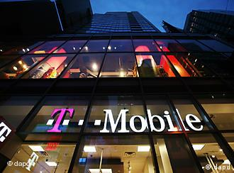 T-Mobile- Laden am Times Square in New York (Foto: dapd)