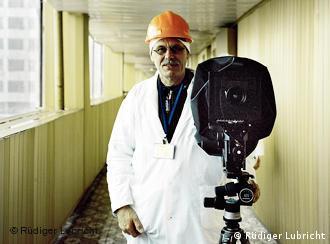 Немецкий фотограф Рюдигер Любрихт