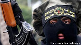 Jihadist fighter