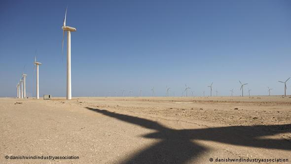 Windpark Zafarana, Ägypten (Foto: CC/ danishwindindustryassociation)