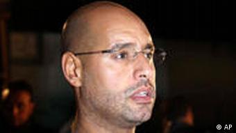 Saif al-Islam Gadhafi