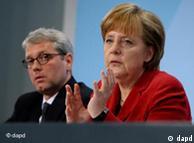 صدراعظم و وزیر محیطزیست آلمان