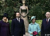 مینا، دختر ایرانی در «توئیتر» از ملکه و شاهزاده نروژ دعوت کرد برای صرف چای به خانه ی آنها بیایند