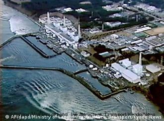 Atomanlage in Fukushima (Foto: AP)