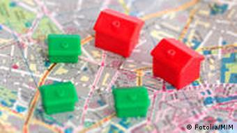 Immobilien Stadtplan