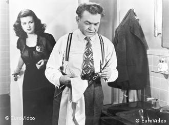 Szene mit Mann und Frau im Film The Woman in the Window (Foto: AP)