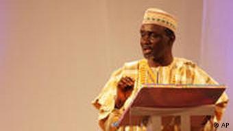 Nigeria Ibrahim Shekarau Präsidentschaftskandidat