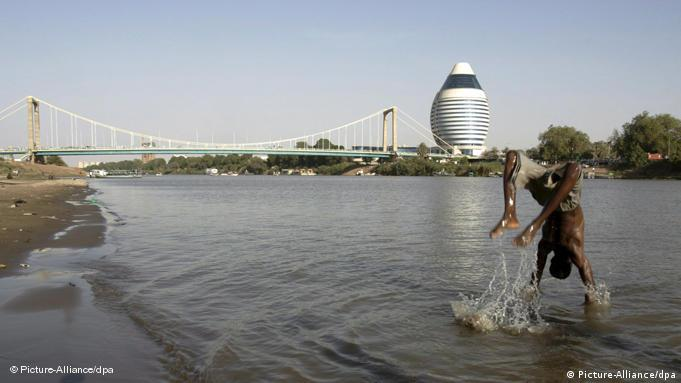 In Khartoum an upscale hotel was partially financed by Libya