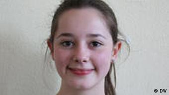 Porträt der 15-jährigen Schülerin Selma (Foto: DW)